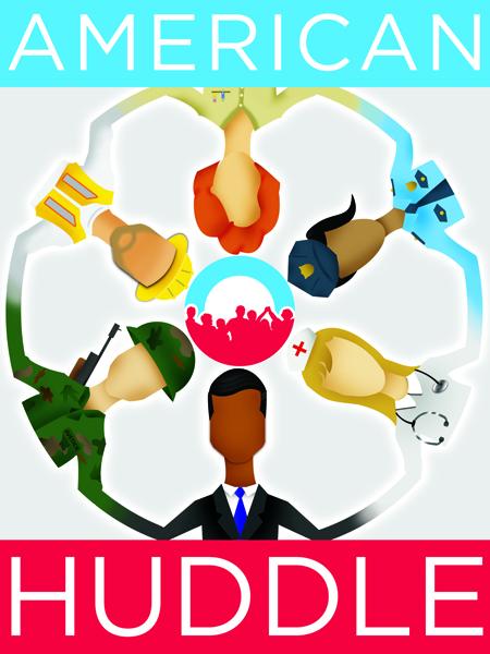 American Huddle