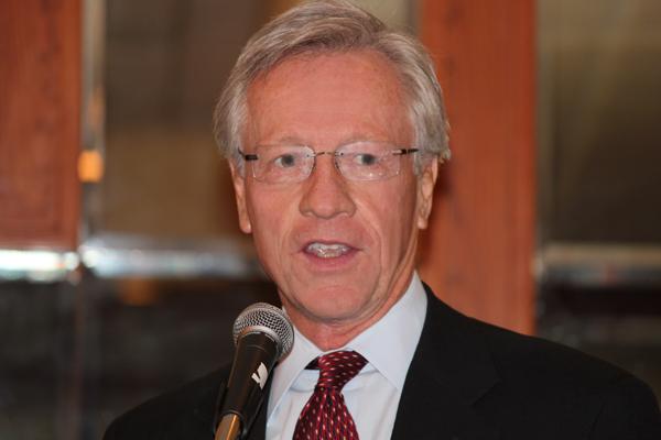 Special Event – Mayor Allen Joines