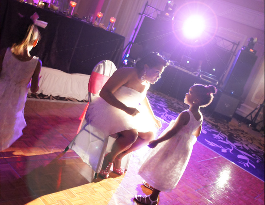 Luxury Wedding Shot