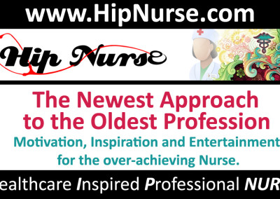 HipNurse Business Card