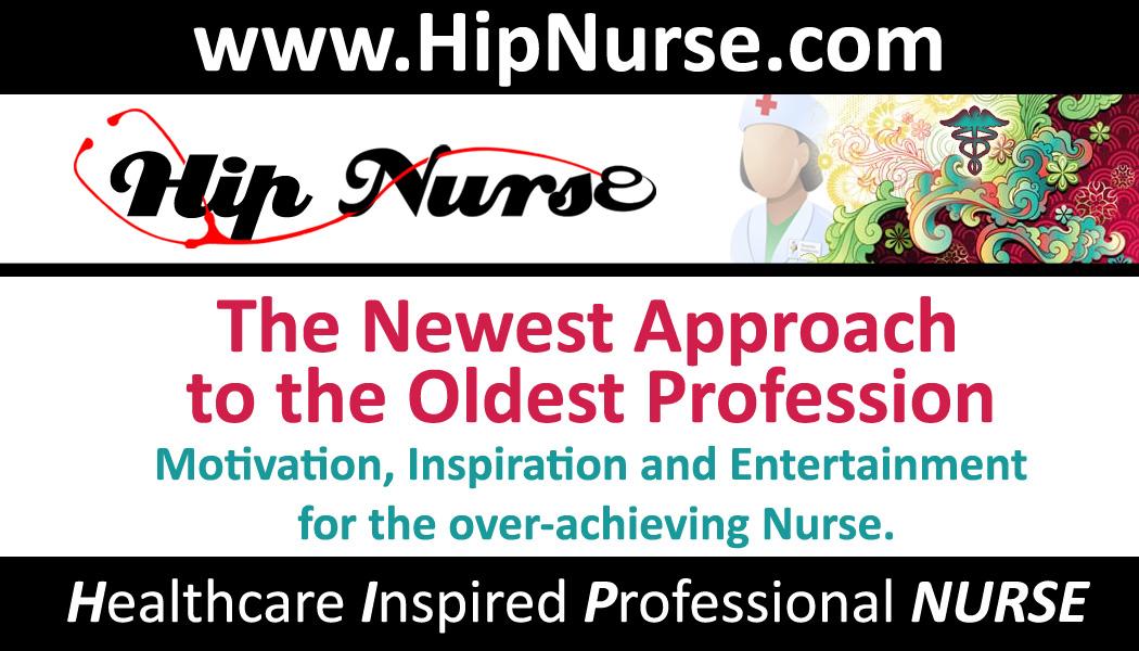 HipNurse Business Card