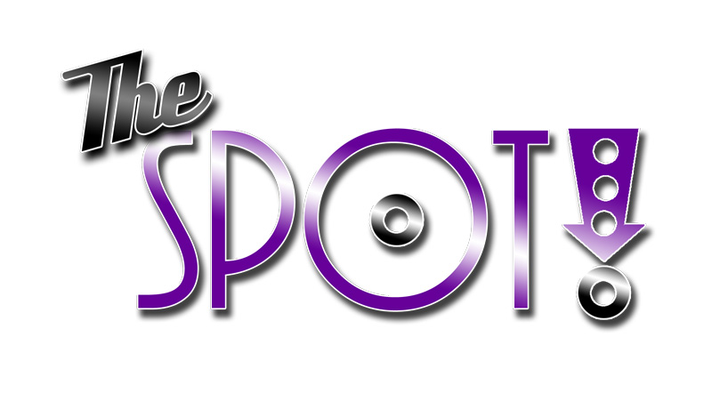 """The Spot"" Restaurant Logo"