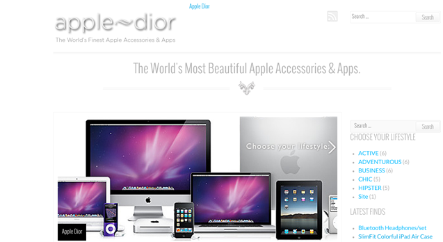 Apple Dior